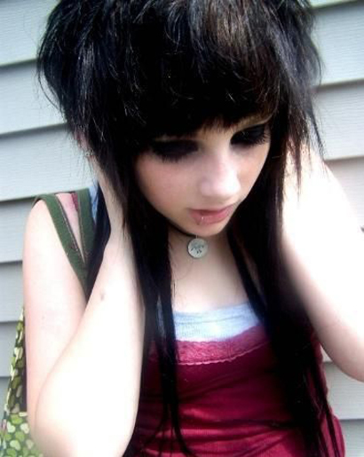 Cute Emo Picture