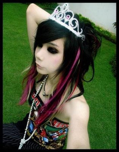Dress Up Emo Girls